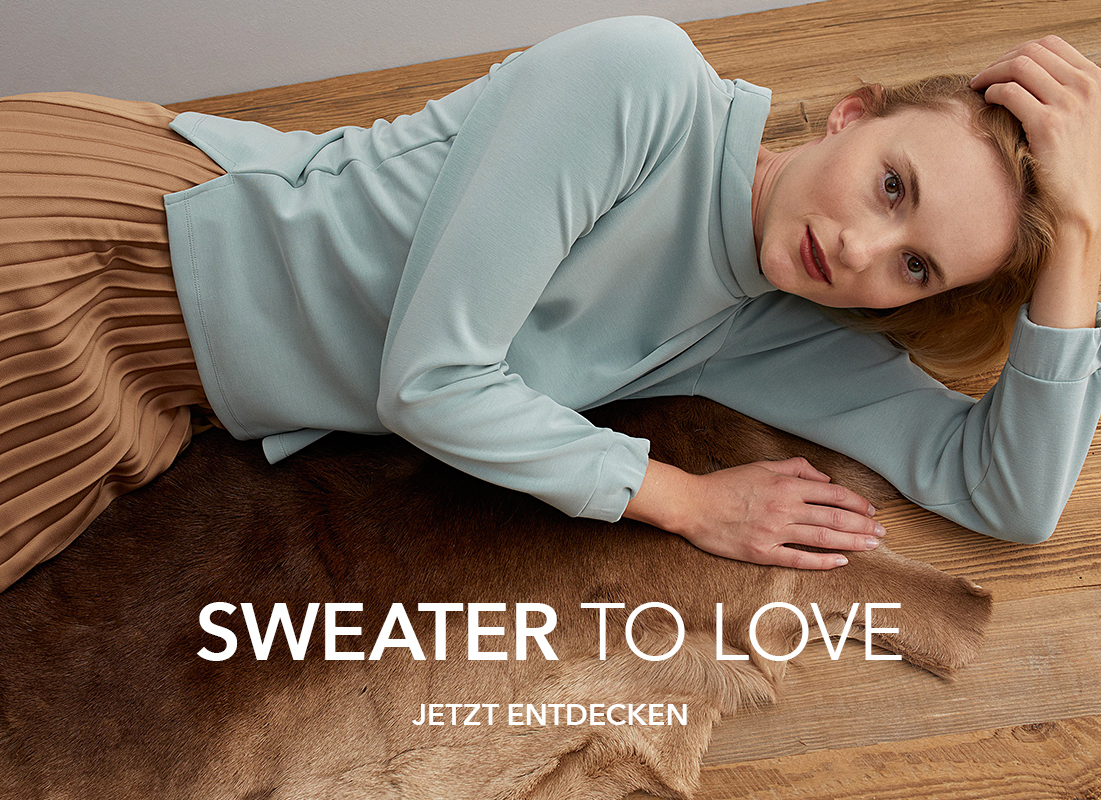 Sweater to love