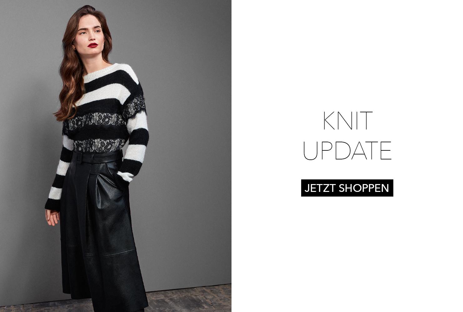 Knit Update