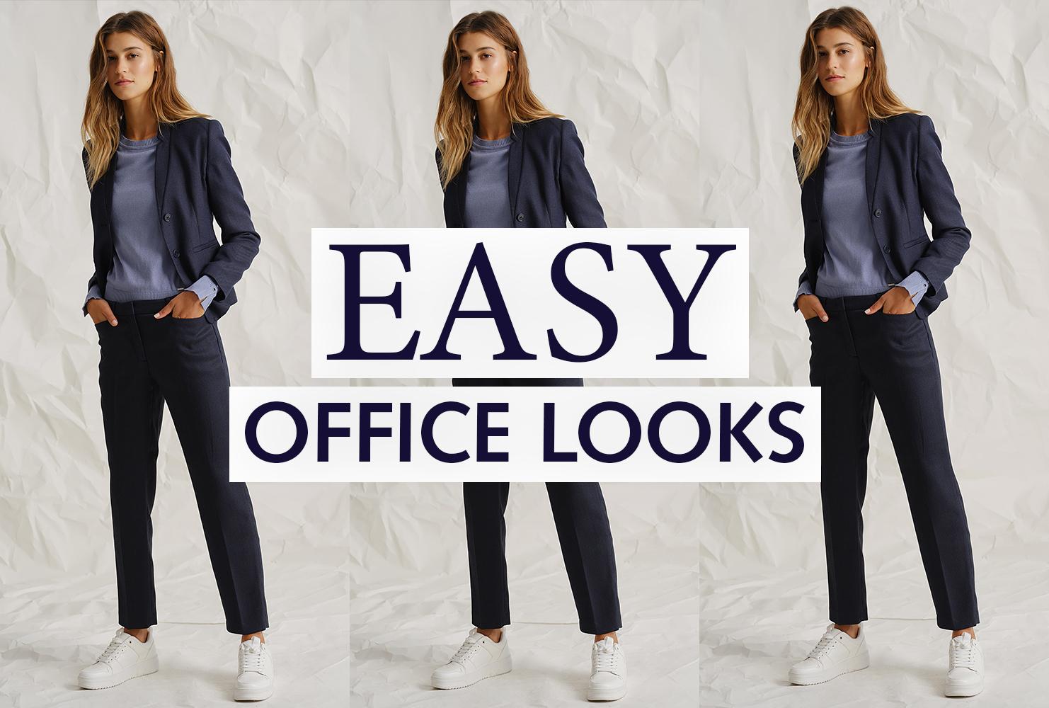 Easy Office Looks