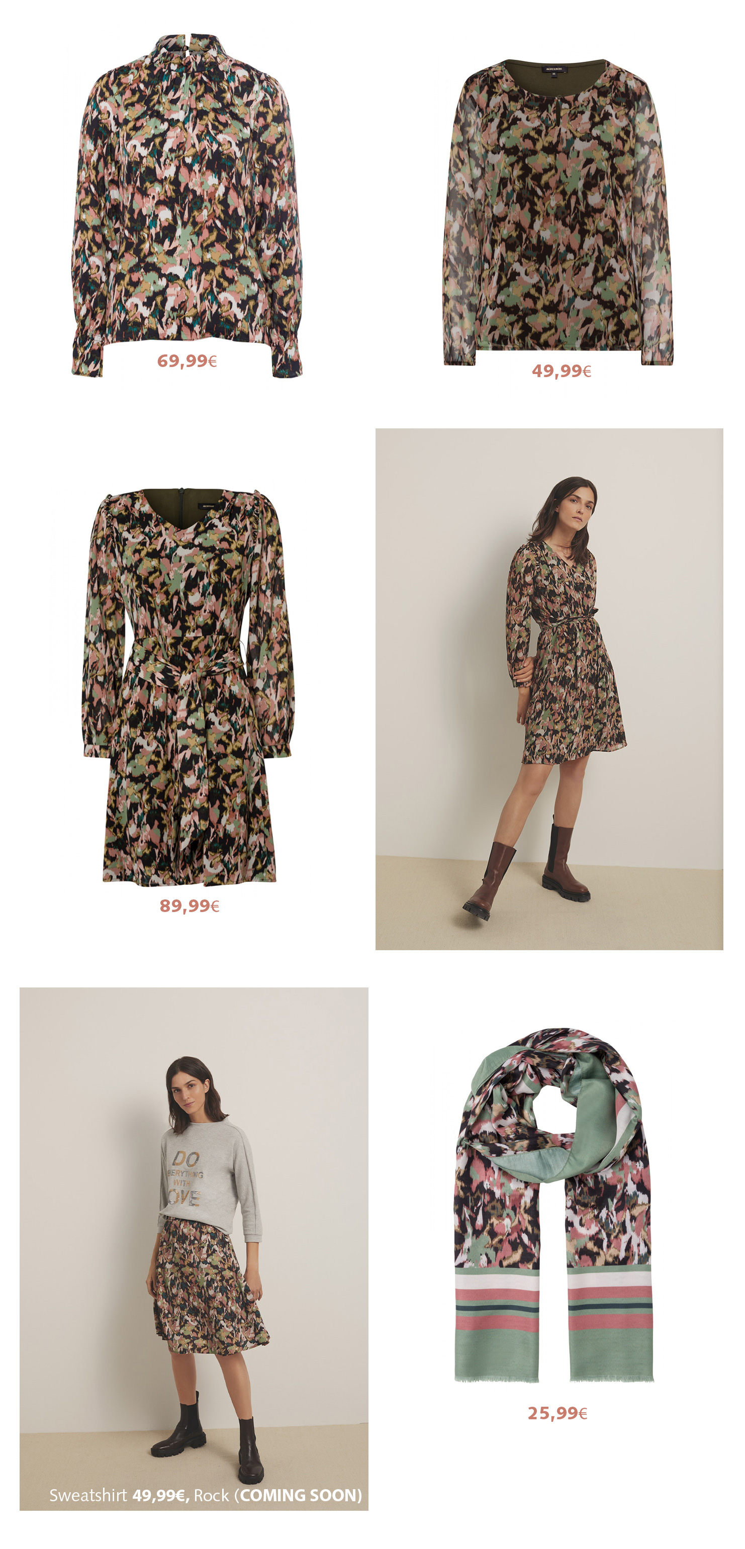 Prints we Love - Camouflage