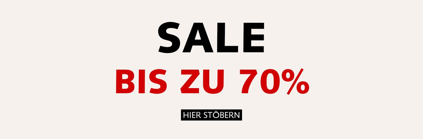 Sale bis zu 70%
