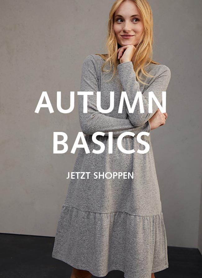 autumn basics
