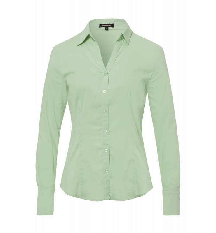 Businessbluse, soft green 01012572-0615 1