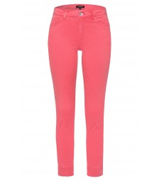 Skinny colored Denim, rasberry