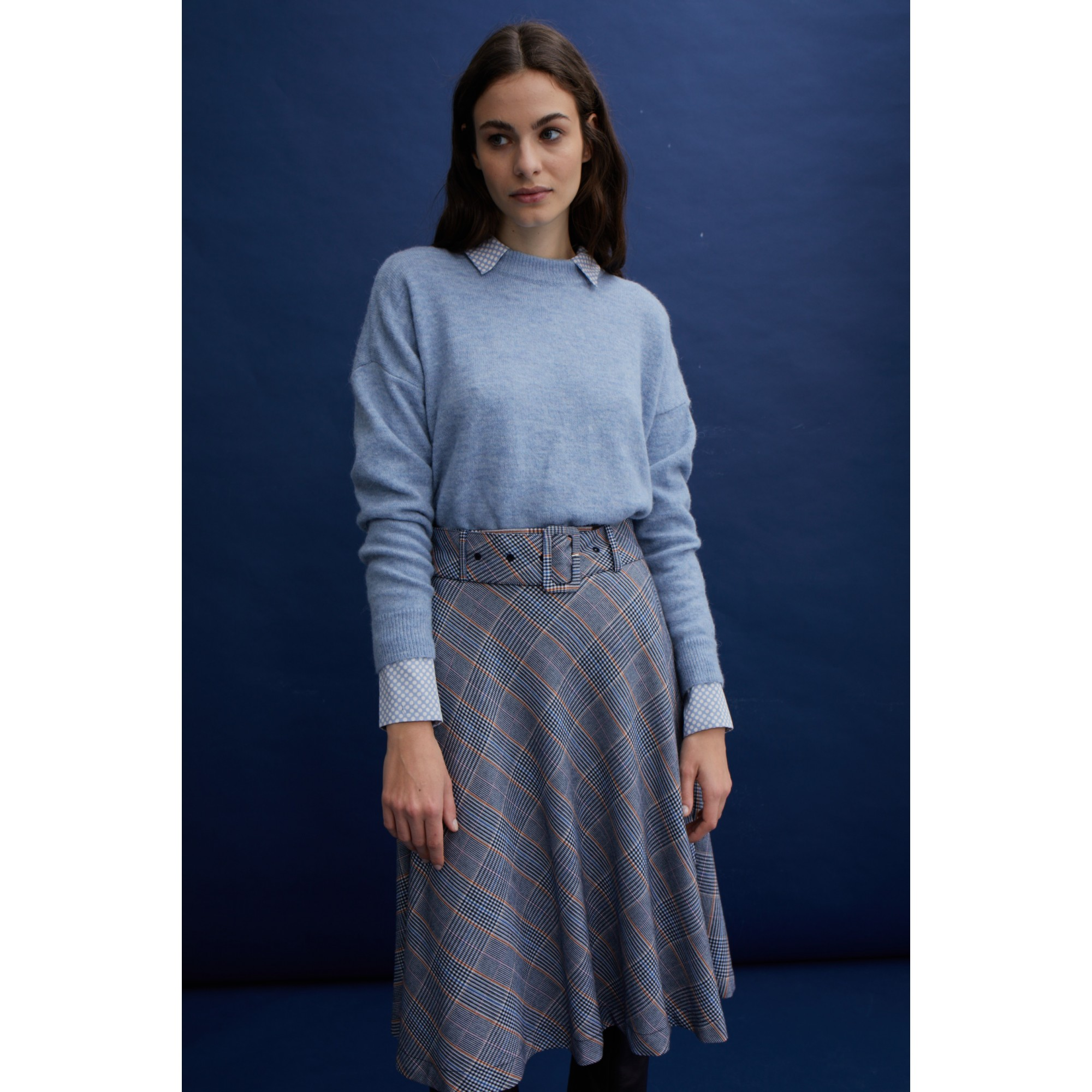 Pullover, cloudy blue 01111008-0317 4