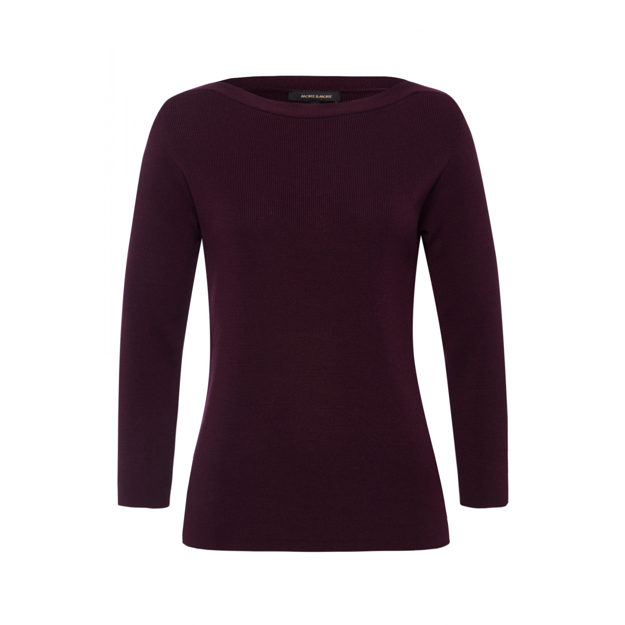 U-Boot Pullover, bordeaux 01961003-0566 1