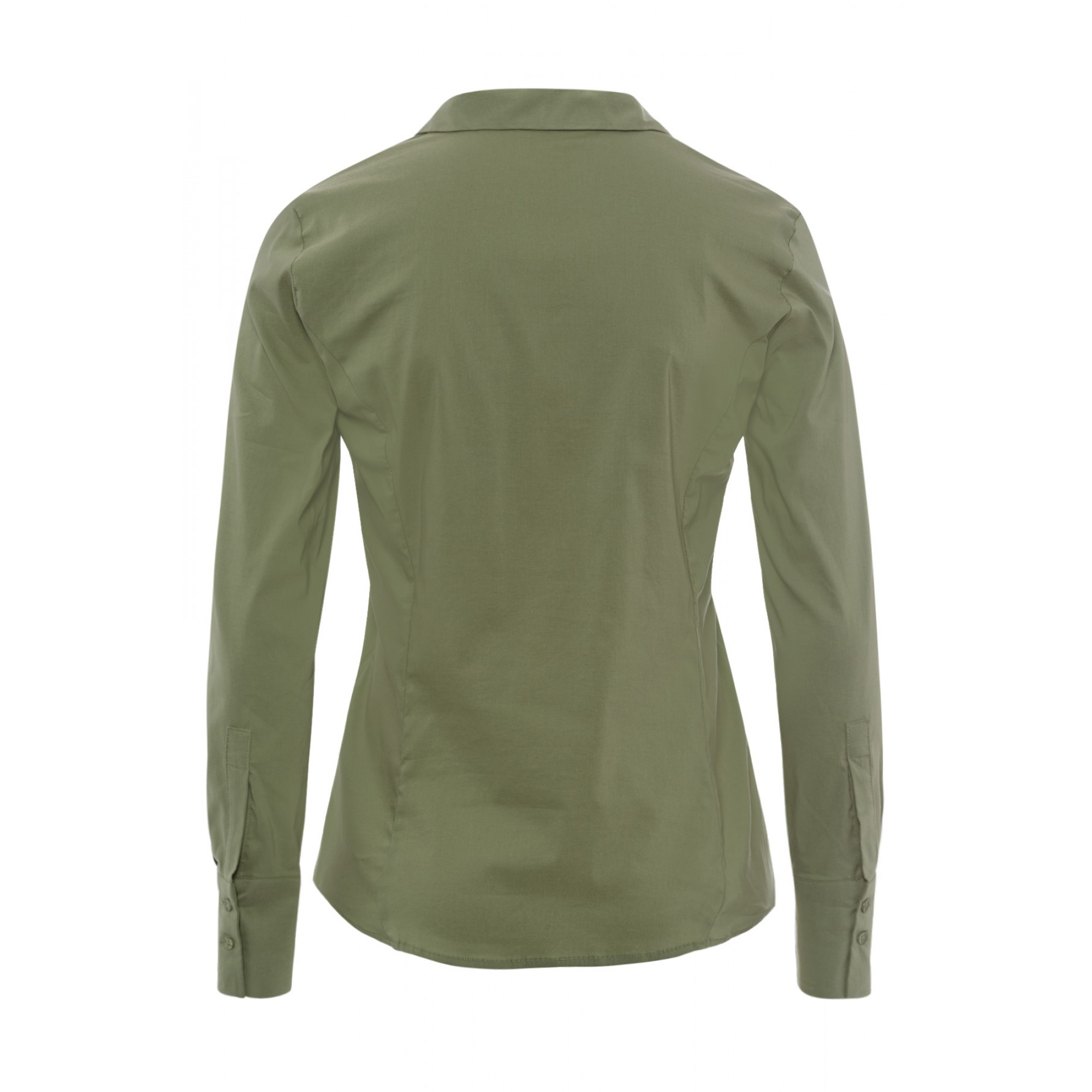 Businessbluse, khaki 11022572-0635 2