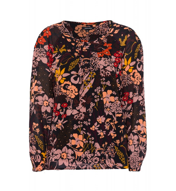 Chiffonbluse, Autumn-Flowers 81092001-3790 1