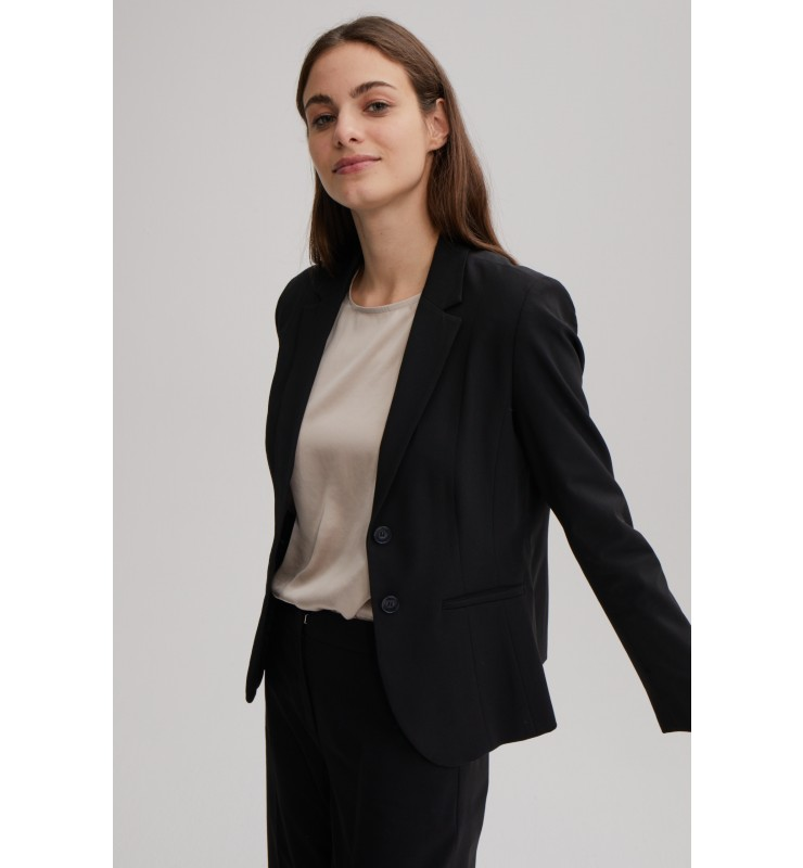 Businessblazer, schwarz 88886509-0790