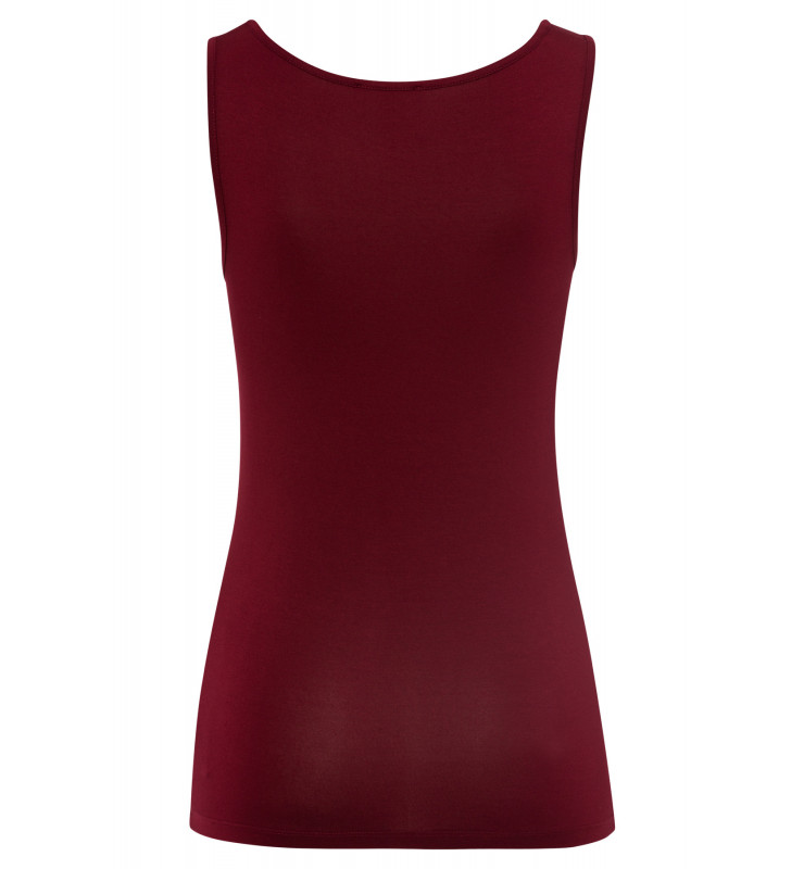 Tank-Top, wine red 91080502-0548 2