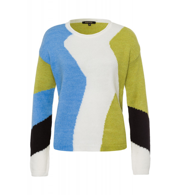 Pullover, Colorblocking 91111001-4610 1