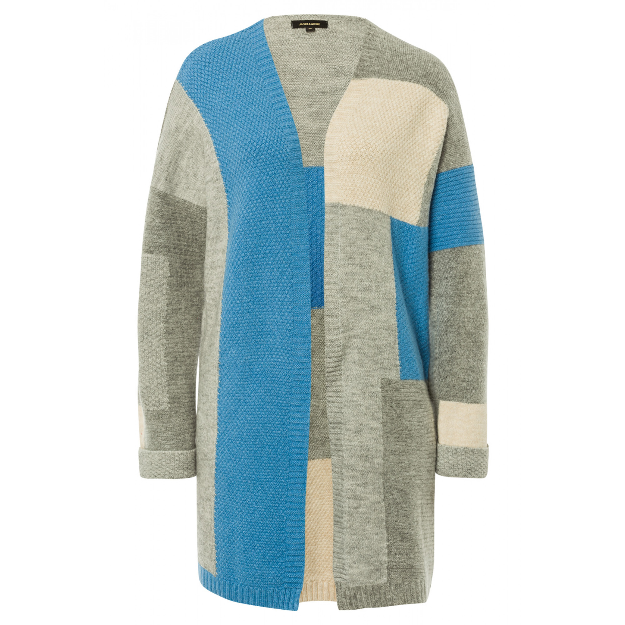 Cardigan, Colorblock 91111212-4717 1