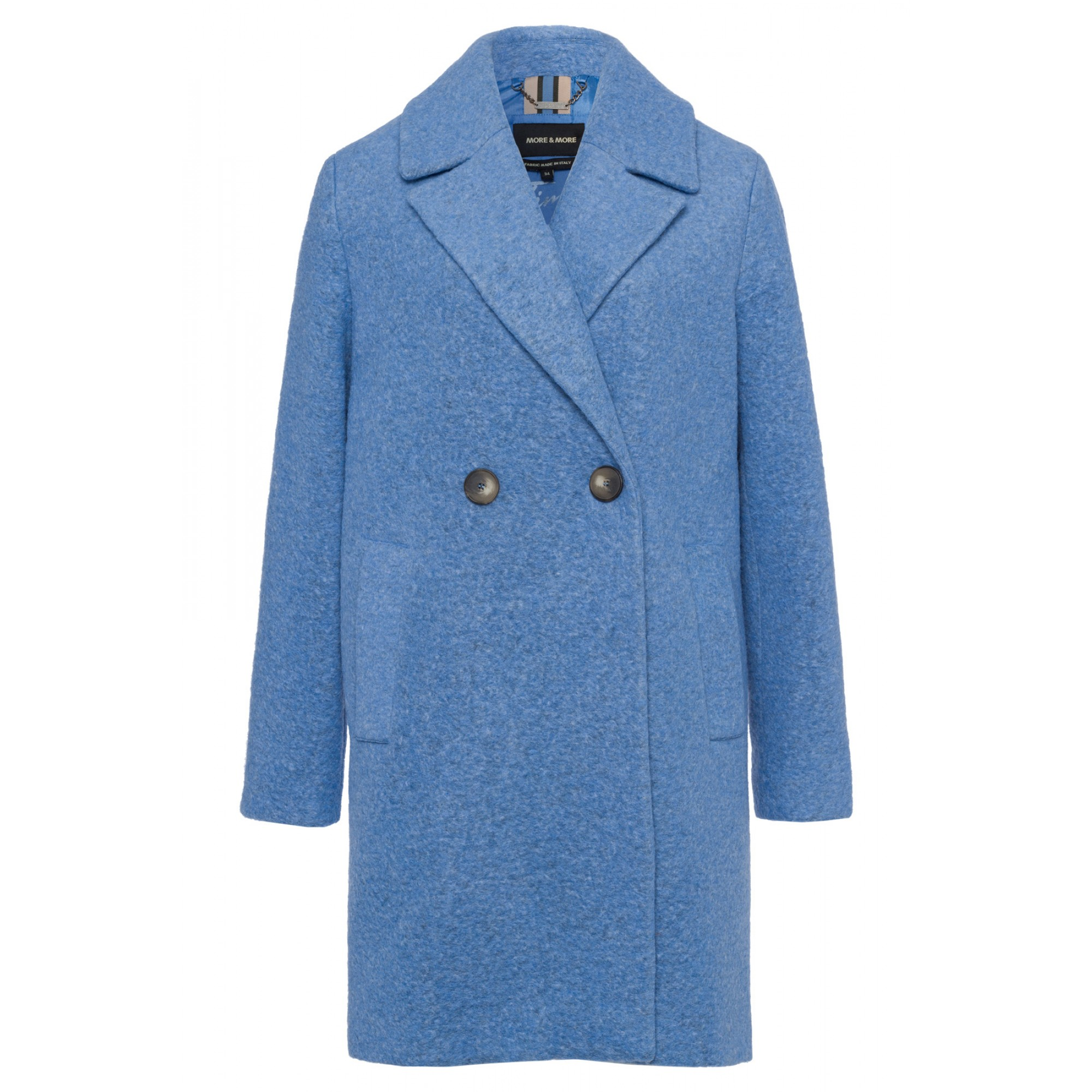 Kurzmantel, winter blue 91147009-0312 1