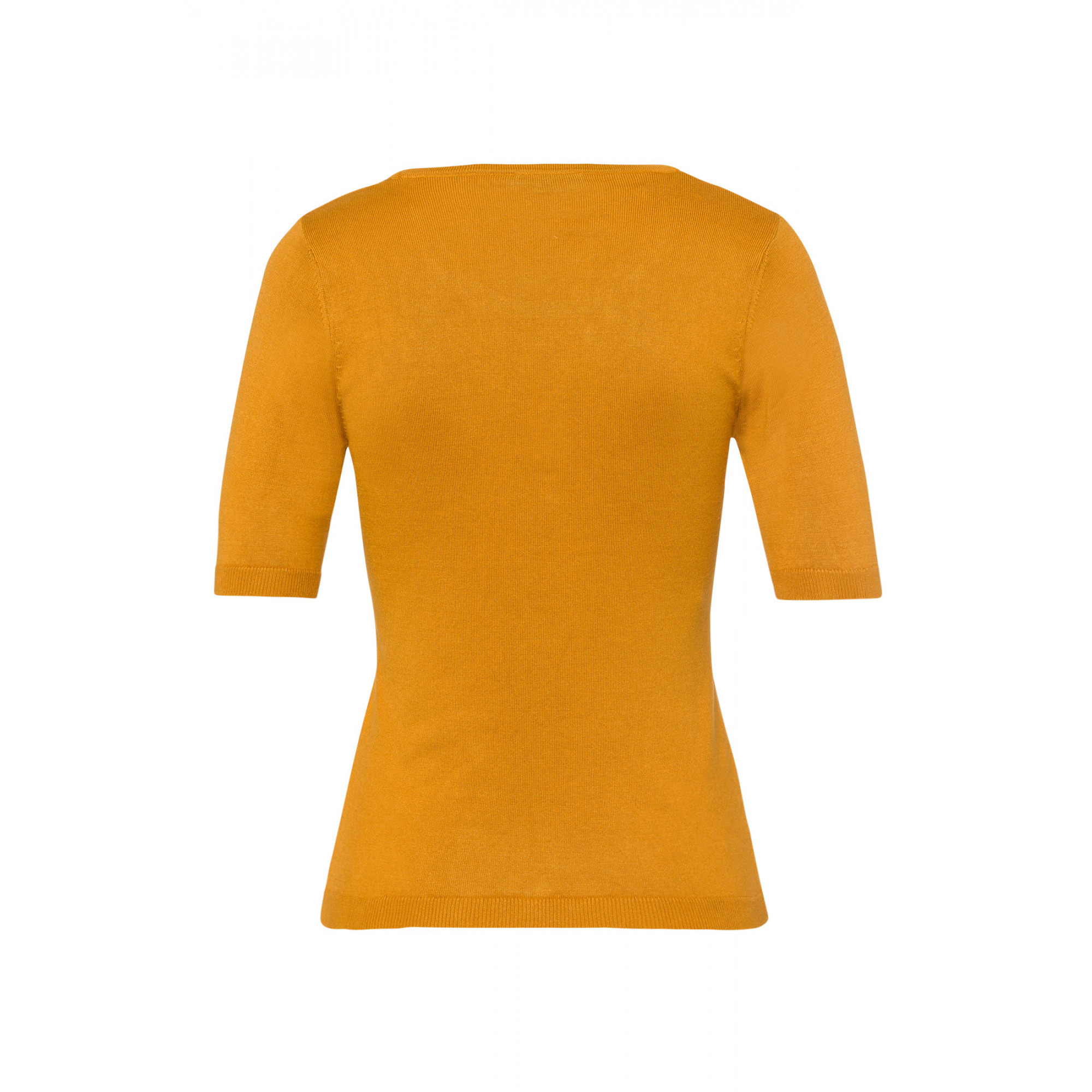 Feinstrick-Pullover, autumn yellow 91911513-0185 2