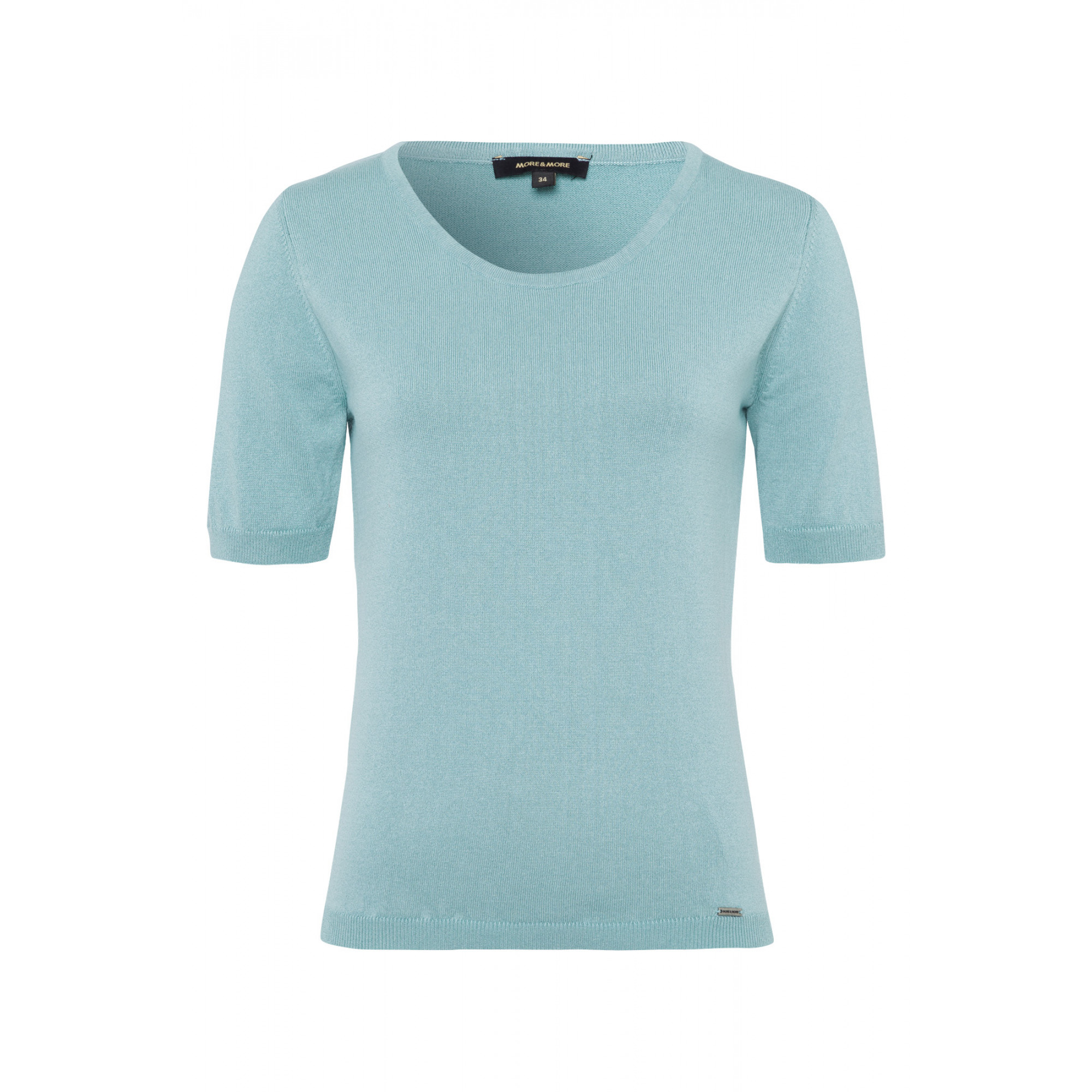 Feinstrick-Pullover, powder mint 91951534-0613 1
